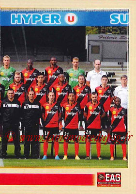 2014-15 - Panini Ligue 1 Stickers - N° 099 - Équipe EA Guingamp