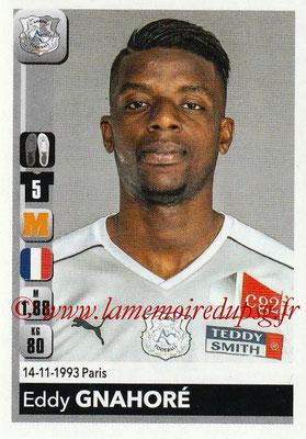 2018-19 - Panini Ligue 1 Stickers - N° 012 - Eddy GNAHORE (Amiens)