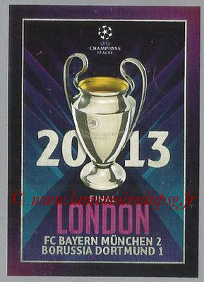 2015-16 - Topps UEFA Champions League Stickers - N° 605 - UEFA Champions League Final 2012-13