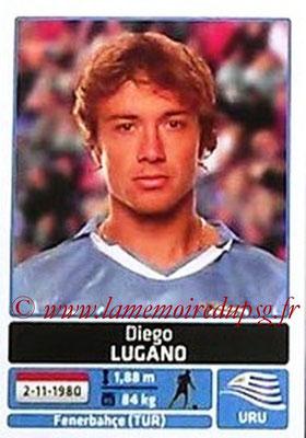 N° 209 - Diego LUGANO (2011, Uruguay > 2011-Jan 2013, PSG)