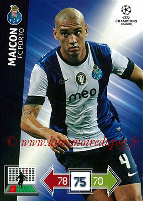 2012-13 - Adrenalyn XL champions League N° 196 - MAICON (FC Porto)