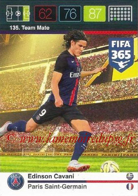 N° 135 - Edinson CAVANI (Team Mate)