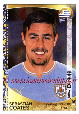 Panini Copa America Centenario USA 2016 Stickers - N° 240 - Sebastian COATES (Uruguay)