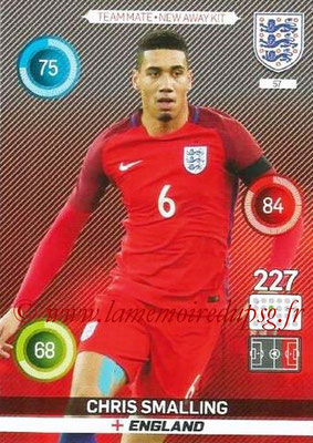 Panini England 2016 Adrenalyn XL - N° 057