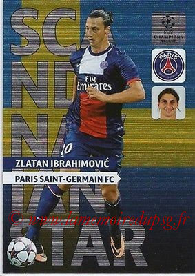 N° NE05 - Zlatan IBRAHIMOVIC  (Scandinavian Star) (Nordic Edition)