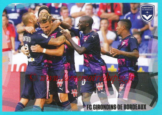 2016-17 - Panini Ligue 1 Stickers - N° 089 - Joie Bordeaux