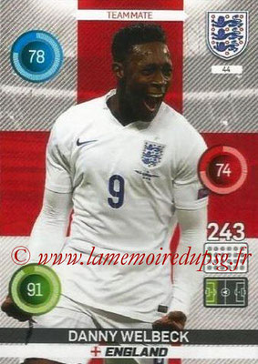 Panini England 2016 Adrenalyn XL - N° 044
