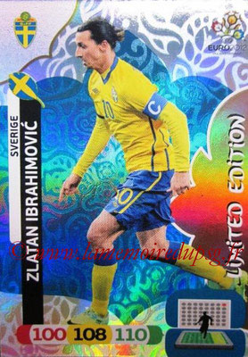 N° LE491 - Zlatan IBRAHIMOVIC (2012, Suède > 2012-??, PSG) (Limited Edition)