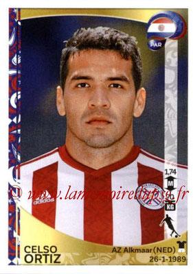 Panini Copa America Centenario USA 2016 Stickers - N° 098 - Celso ORTIZ (Paraguay)