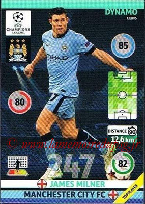 2014-15 - Adrenalyn XL champions League Update edition N° UE096 - Nemanja MATIC (Manchester City) (Dynamo)