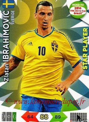 N° 174 - Zlatan IBRAHIMOVIC (2012-??, PSG > 2014, Suède) (Star player)