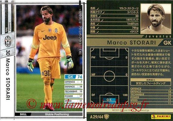 2013-14 - WCCF - N° A29 - Marco STORARI (Juventus FC)