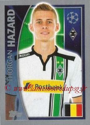 2015-16 - Topps UEFA Champions League Stickers - N° 287 - Thorgan HAZARD (VfL Borussia Mönchengladbach)