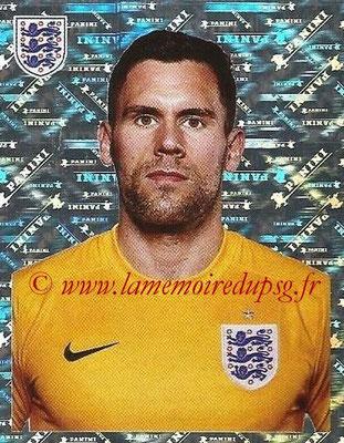 Panini England 2016 - N° 049