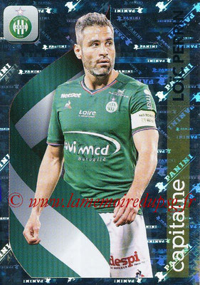 2018-19 - Panini Ligue 1 Stickers - N° 447 - Loïc PERRIN (Saint-Etienne) (Capitaine)