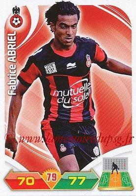 N° 181 - Fabrice ABRIEL (1999-01, PSG > 2012-13, Nice)