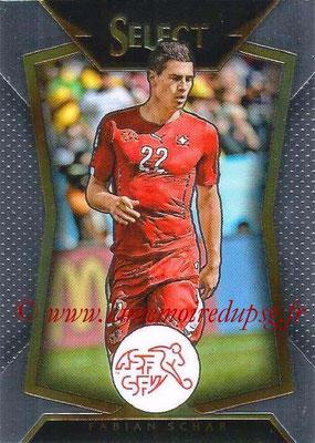 2015 - Panini Select Soccer - N° 060 - fabian SCHAR (Suisse)