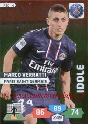 N° PSG-14 - Marco VERRATTI (Idole)