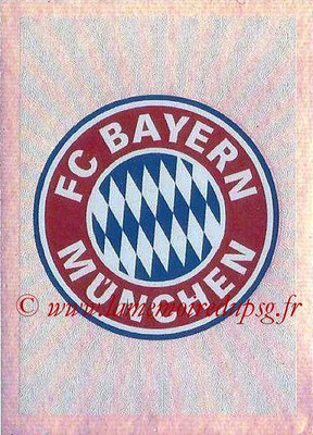 2015-16 - Topps UEFA Champions League Stickers - N° 377 - Logo FC Bayern Munich
