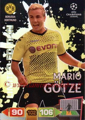 2011-12 - Panini Champions League Cards - N° LE17 - Mario GÖTZE (Borussia Dortmund) (Limited Edition)