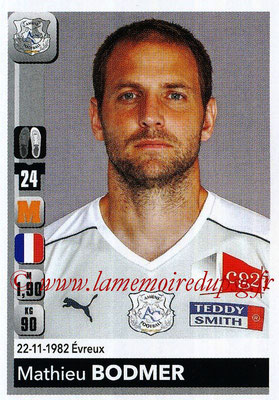 2018-19 - Panini Ligue 1 Stickers - N° 010 - Mathieu BODMER (Amiens)