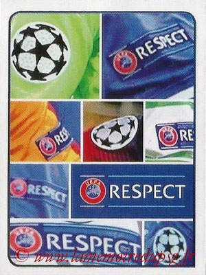 2014-15 - Panini Champions League N° 004 - Respect