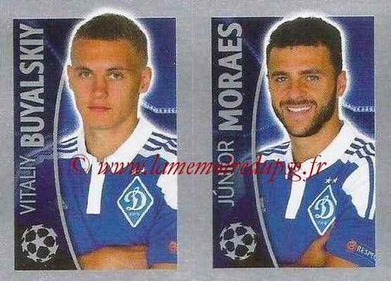 2015-16 - Topps UEFA Champions League Stickers - N° 493 - Vitaliy BUYALSKIY (FC Dynamo Kiev)