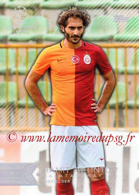 2015-16 - Topps UEFA Champions League Showcase Soccer - N° 070 - Hamit ALTINTOP (Galatasaray AS)