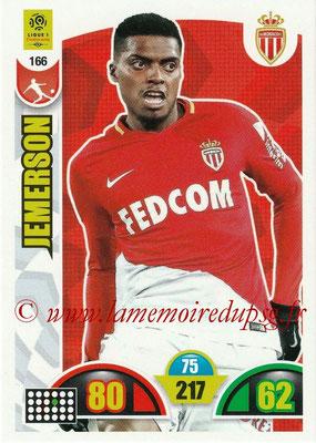 2018-19 - Panini Adrenalyn XL Ligue 1 - N° 166 - JEMERSON (Monaco)