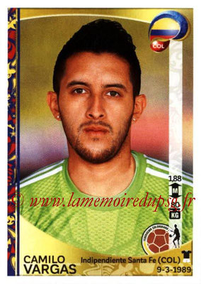 Panini Copa America Centenario USA 2016 Stickers - N° 042 - Camilo VARGAS (Colombie)