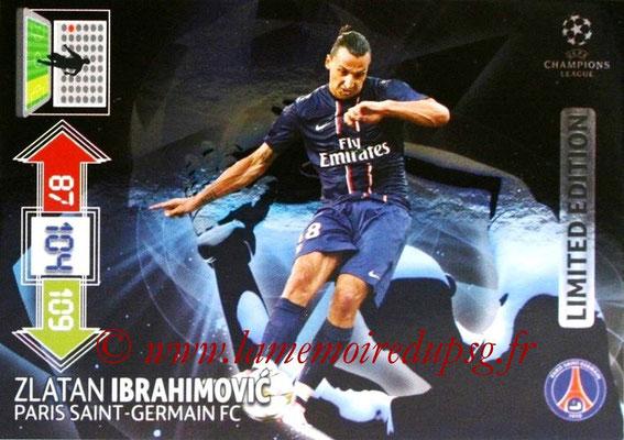 N° LE-ZI - Zlatan IBRAHIMOVIC (Limited Edition)