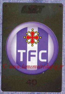 2015-16 - Panini Ligue 1 Stickers - N° 433 - Ecusson Toulouse FCsite