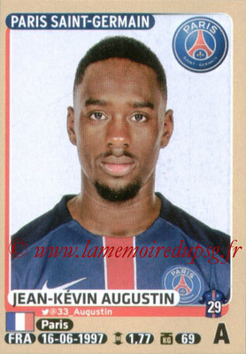 2015-16 - Panini Ligue 1 Stickers - N° 356 - Jean-Kevin AUGUSTIN (Paris Saint-Germain)