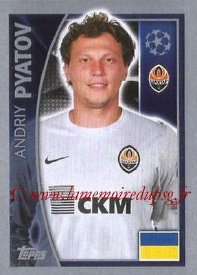 2015-16 - Topps UEFA Champions League Stickers - N° 048 - Andriy PYATOV (FC Shakhtar Donetsk)