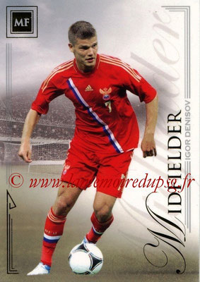 2014 - Futera World Football Unique - N° 035 - Igor DENISOV (Midfielder)