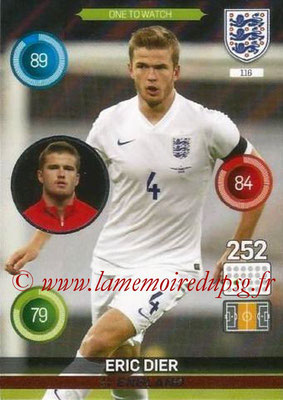 Panini England 2016 Adrenalyn XL - N° 116