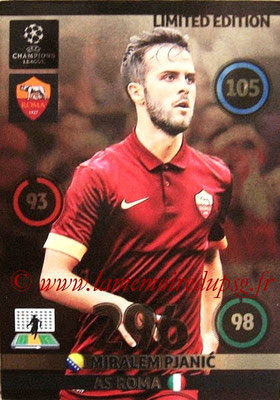2014-15 - Adrenalyn XL champions League N° LE-MP - Miralem PJANIC (AS Roma) (Limited Edition)