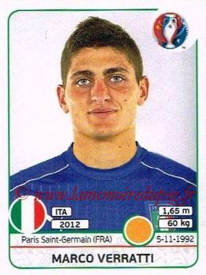 N° 507 - Marco VERRATTI (2012-??, PSG > 2016, Italie)