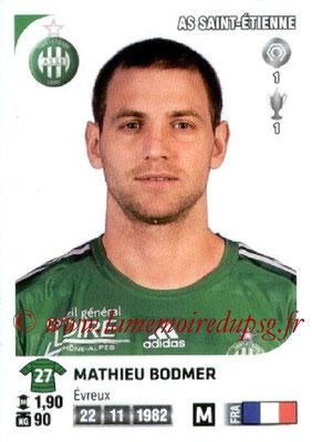 N° M39 - Mathieu BODMER (2010-Jan 2013, PSG > 2013, Saint Etienne)