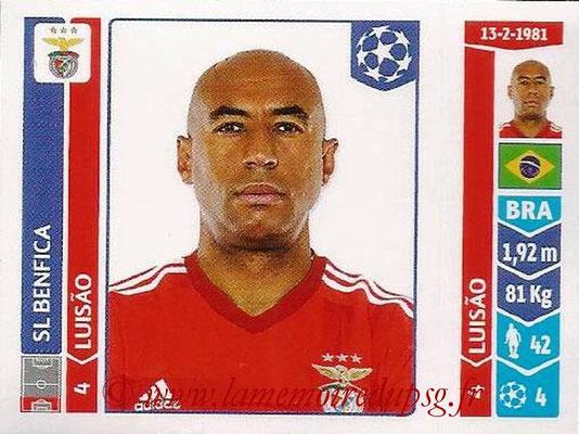 2014-15 - Panini Champions League N° 184 - LUISAO (SL Benfica)