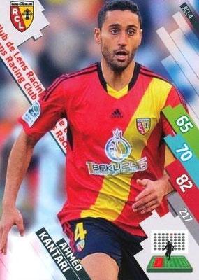 N° 074 - RCL-04 - Ahmed KANTARI (2002-06, PSG B (CFA) > 2014-15, Lens)