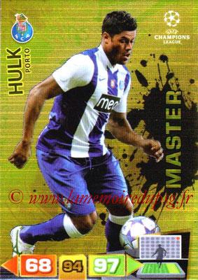 2011-12 - Panini Champions League Cards - N° 346 - HULK (FC Porto) (Master)