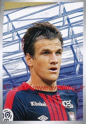 2017-18 - Panini Ligue 1 Stickers - N° 104 - Ivan SANTINI (Caen)