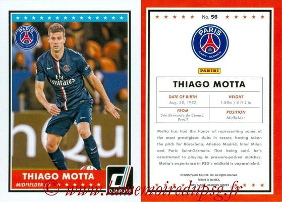 N° 056 - Thiago MOTTA