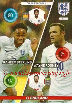 Panini England 2016 Adrenalyn XL - N° 082