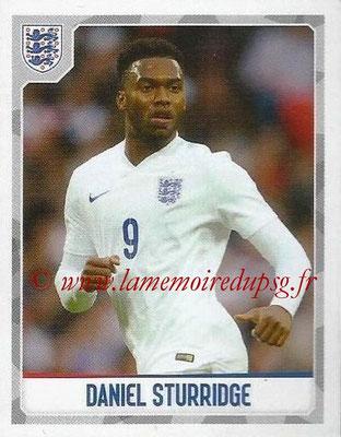 Panini England 2016 - N° 036