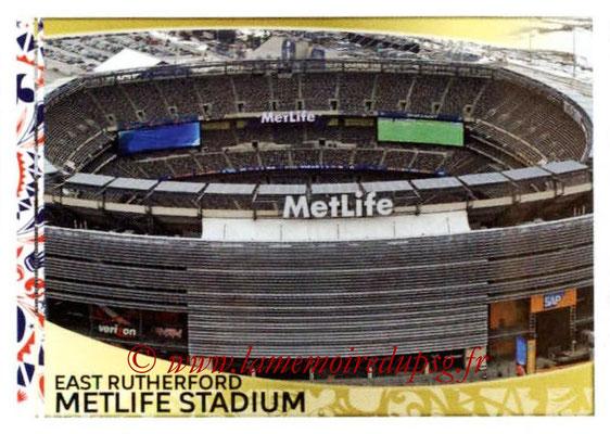 Panini Copa America Centenario USA 2016 Stickers - N° 005 - Metlife Stadium New Jersey