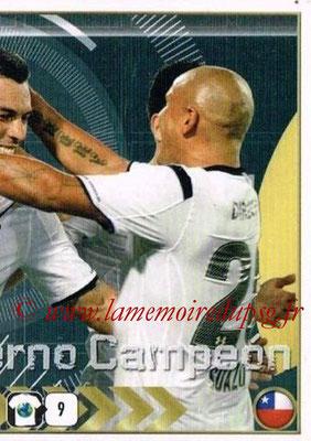 2015-16 - Panini FIFA 365 Stickers - N° 238 - Equipe Colo Colo 2