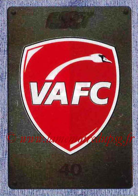 2015-16 - Panini Ligue 1 Stickers - N° 519 - Ecusson Valenciennes FC