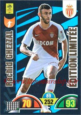 2018-19 - Panini Adrenalyn XL Ligue 1 - N° LE-RG - Rachid GHEZZAL (Monaco) (Edition Limitée)